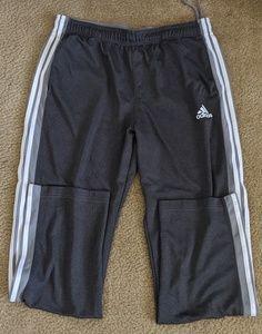 Adidas men's track pants EUC